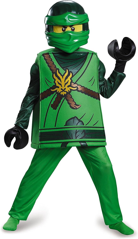 LEGO Ninjago 98099 K Lloyd Deluxe Kostüm (mittel 7-8 jahre) B01BTYQYK0 Spielen Sie das Beste   | Outlet Online
