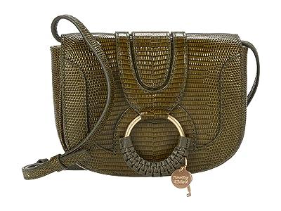 See by Chloe Hana Mini Bag (Night Forest) Handbags