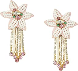 Calla Statement Studs Earrings