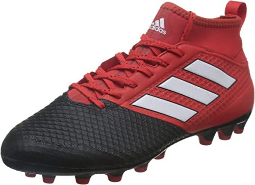 Adidas Originals Originals Ace 17.3 Primemesh AG, Chaussures de Football Homme, Rouge (rouge Ftwbla Negbas) 000, 42 2 3 EU  édition limitée