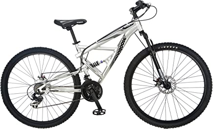 Mongoose R2780 Impasse Dual Full Suspension Bicycle (29-Inch)