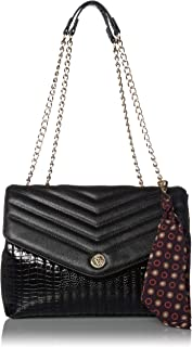 Chain Flap Shoulder Bag