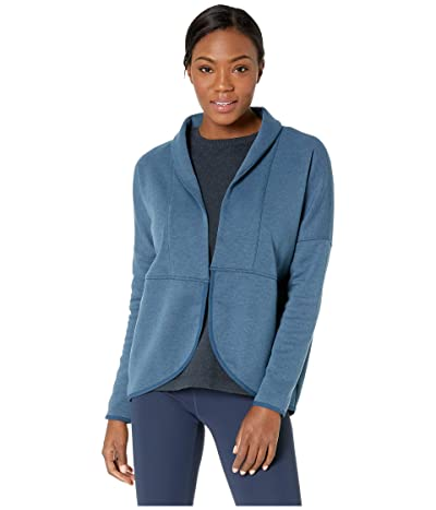 The North Face Slacker Wrap (Blue Wing Teal Heather) Women