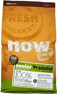 NOW FRESH Grain Free スモールブリード シニア&ウェイトマネジメント 2.72kg