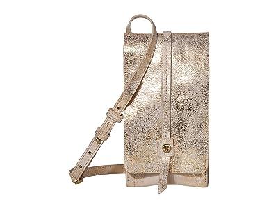 Hobo Token (Distressed Gold) Handbags