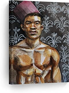 Best nude african american male Reviews