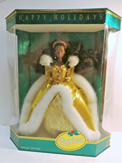 special edition holiday barbie value