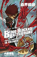 Blood Blockade Battlefront - Caixa com Volumes 1 a 10
