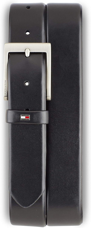 Tommy Hilfiger Faux-Leather Stretch Belt