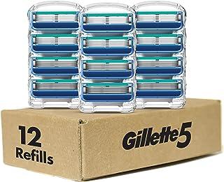 Sponsored Ad - Gillette5 Men's Razor Blade Refills, 12 Count
