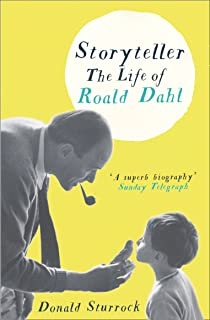 Storyteller: The Life of Roald Dahl (English Edition)