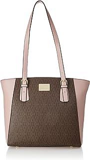 Van Heusen Autumn-Winter 19 Women's Tote Bag (Brown/Pink)