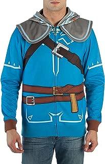 Zelda Breath of The Wild Suit Up Costume Hoodie