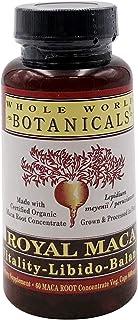 Whole World Botanicals, Royal Maca Vitality, 60 Capsules