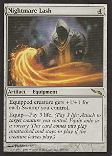 Magic: the Gathering - Nightmare Lash - Mirrodin