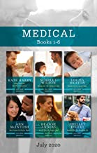 Medical Box Set 1-6 July 2020/Fling with Her Hot-Shot Consultant/Family for the Children's Doc/Healed by His Secret Baby/Best Friend to Doctor (Changing Shifts)