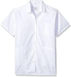 Canyon Rose Esthetician's Jacket, White M