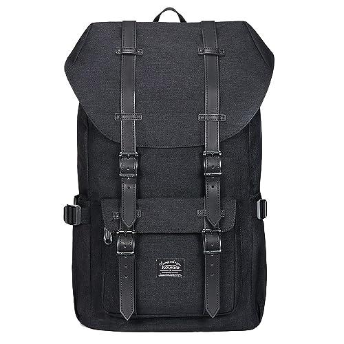 "Travel Laptop Backpack, Outdoor Rucksack, School backpack Fits 15.6"""