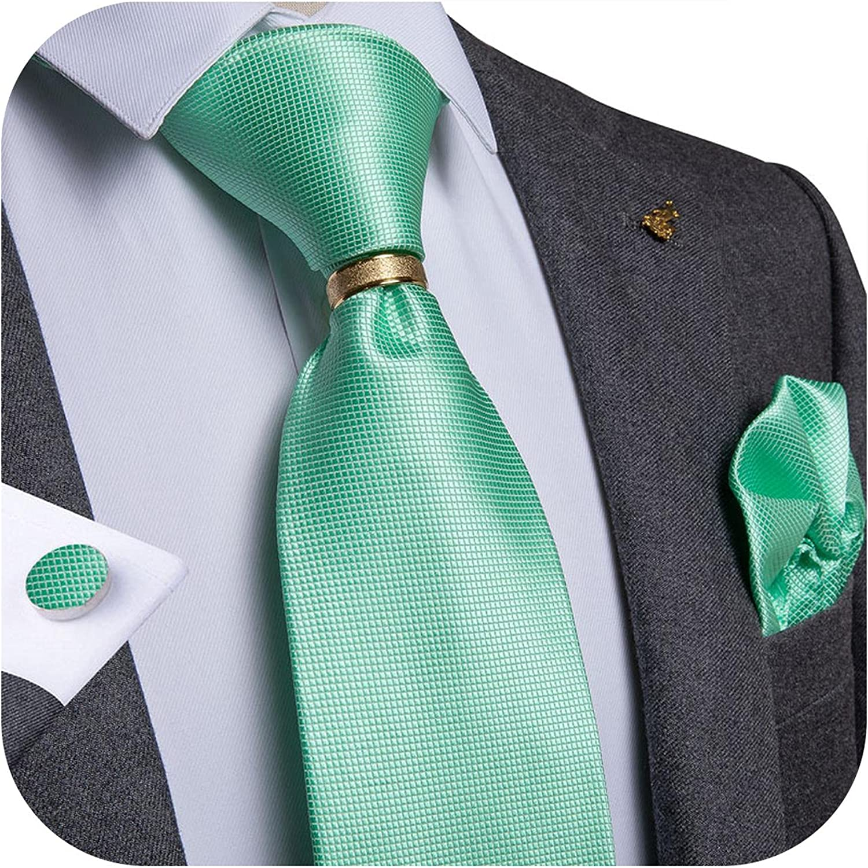 Shop 1994 Designer Mens Necktie Striped Floral Paisley Silk Tie Pocket Square Cufflinks Neck Ring Set Suit Wedding Business