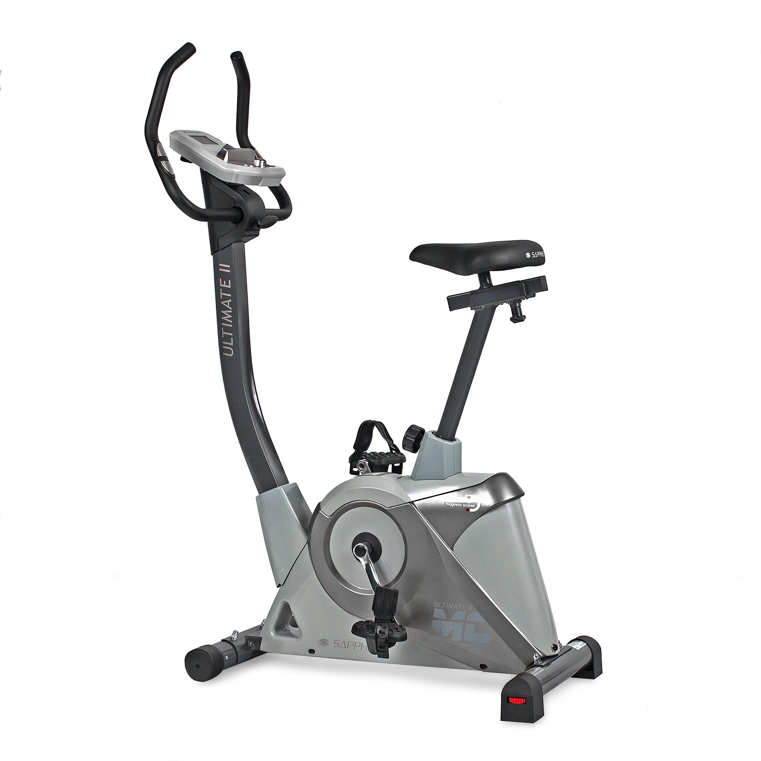 SAPPHIRE Bicicleta estática Fitness Bicicleta Rueda Fitness Home ...