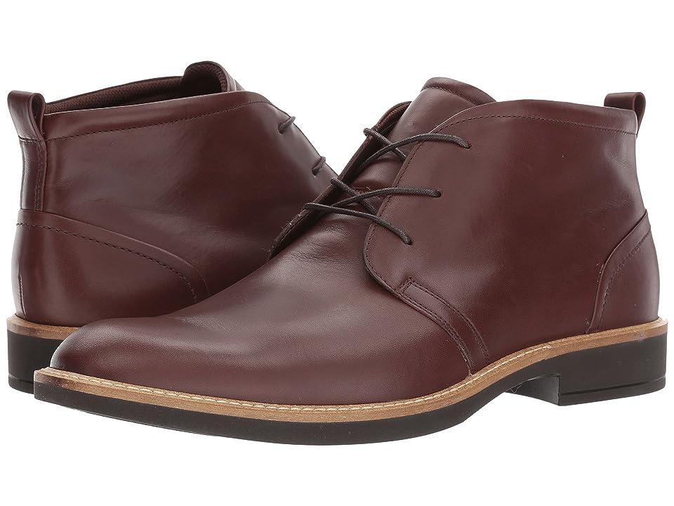ECCO Biarritz Modern Boot (Rust) Men
