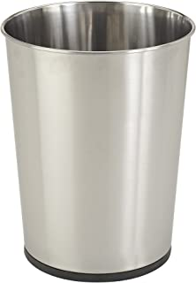 Bath Bliss Trash Can-5-Liter Wastebasket Perfect for Bathroom, Bedroom, Office