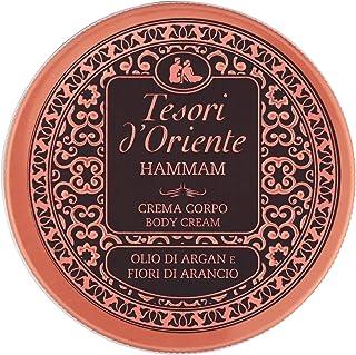 """Tesori d`Oriente:""""Hammam"""" Body Cream - 300 Ml (10us Fl Oz) [ Italian Import ]"""