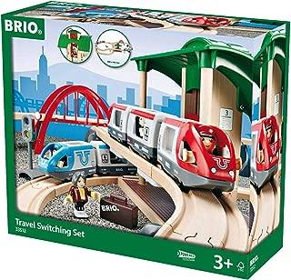 BRIO - Travel Switching Set
