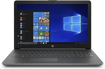HP 15-Inch Laptop, AMD Ryzen 3 3200U, 8GB RAM, 128GB SSD, Windows 10 (15-db1030nr, Gray)
