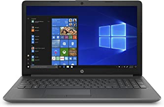 HP 15-Inch HD Laptop, AMD Ryzen 5 3500U, 8 GB RAM, 1 TB Hard Drive & 128 GB Solid-State Drive, Windows 10 Home with DVD Drive (15-db1016nr, Chalkboard Gray)