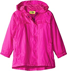 Solid Nylon Rain Coat (Toddler Little Kids Big Kids) 4ef1ad8e295