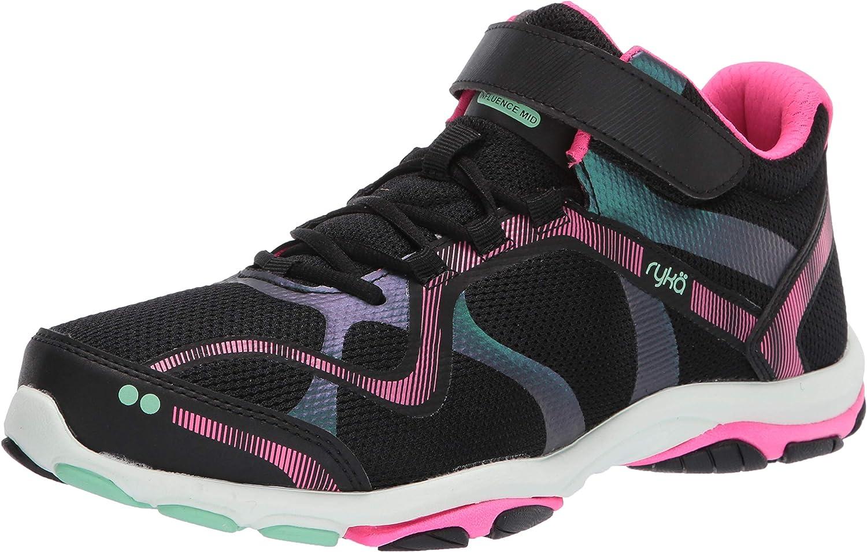 Ryka Women's Influence Shoe Training Mid Max 57% OFF Gorgeous