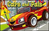 Cars and Pals Free: Car Truck and Train Jigsaw Puzzle Games for Kids and Toddler, Boys and Girls - Tiltan Preschool Learning Games