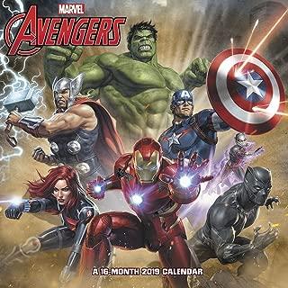 Best avengers 2019 calendar Reviews