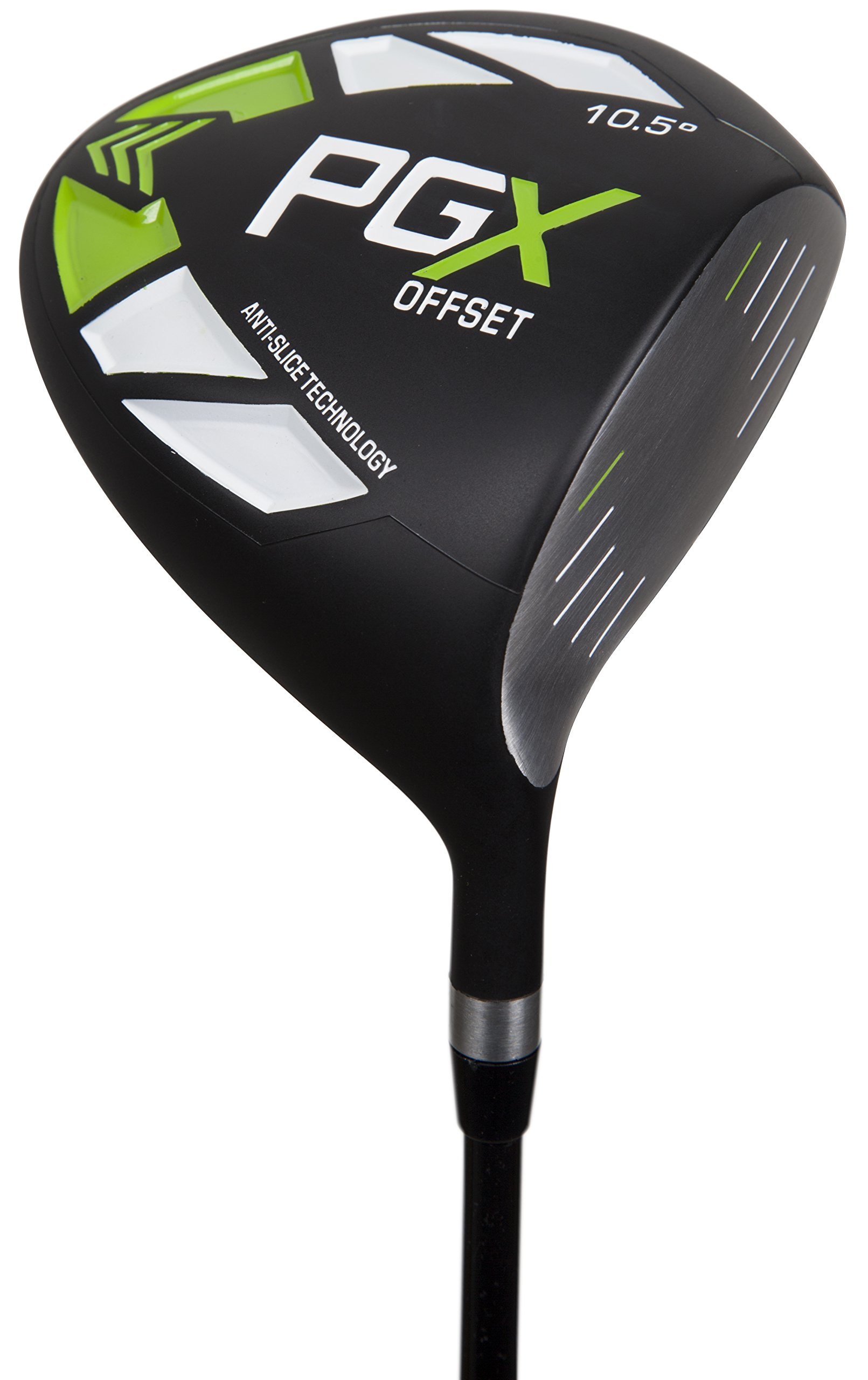 Pinemeadow Offset Driver Graphite Regular
