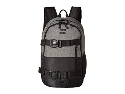Billabong Command Skate Pack (Heather Grey) Backpack Bags