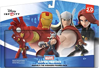 Disney Infinity: Marvel Super Heroes (2.0 Edition) MARVEL'S The Avengers Figure Pack - Not Machine Specific