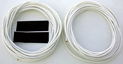 Home Court Volleyball Net Kevlar Cord Upgrade Kit - TBK