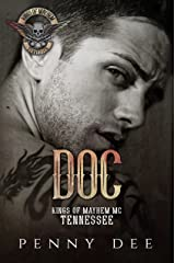Doc (The Kings of Mayhem MC TENNESSEE series, book 2) Kindle Edition