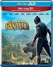 Black Panther [Blu-Ray]+[Blu-Ray 3D] [Region Free] (English audio. English subtitles)