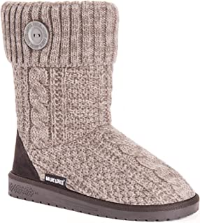 MUK LUKS Women's Janet Boots Fashion