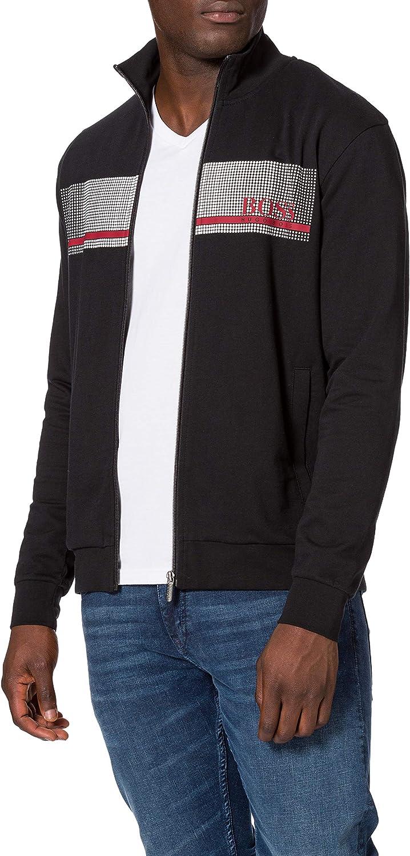BOSS Authentic Jacket Z Sudadera con Capucha para Hombre