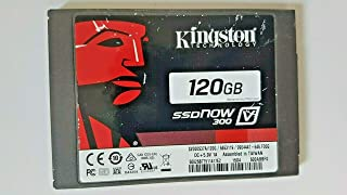 Kingston SSDNow V300 SV300S37A - Disco duro SSD SATA de 120 GB (2,5