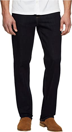 Liverpool - Relaxed Straight Coolmax Stretch Denim in Modern Rinse