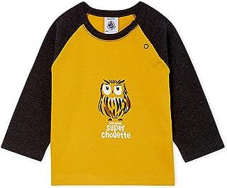 Petit Bateau Camisa Manga Larga para Bebés