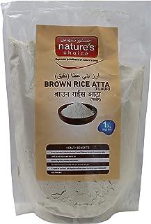 Natures Choice Brown Rice Flour, 1kg