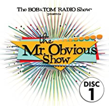 The Mr. Obvious Show - Disc 1