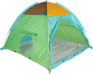 "Pacific Play Tents Kids Super Duper 4-Kid II Dome Tent for Indoor / Outdoor Fun - 58"" x 58"" x 46"""