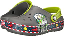 Crocs Kids - Crocband Fun Lab Buzz Lights Clog (Toddler/Little Kid)