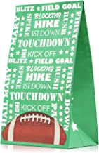 football sweets for party bags